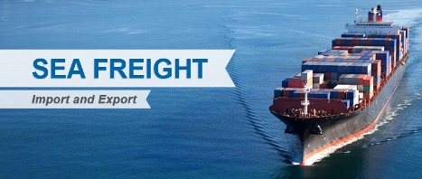 Sea Freight Services – Exparcel Express & Logistics